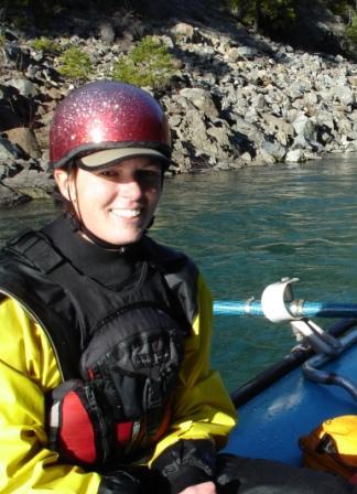 Winter Whitewater Rafting Attire