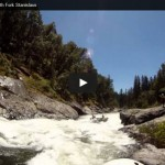 North Fork Stanislaus Whitewater Rafting