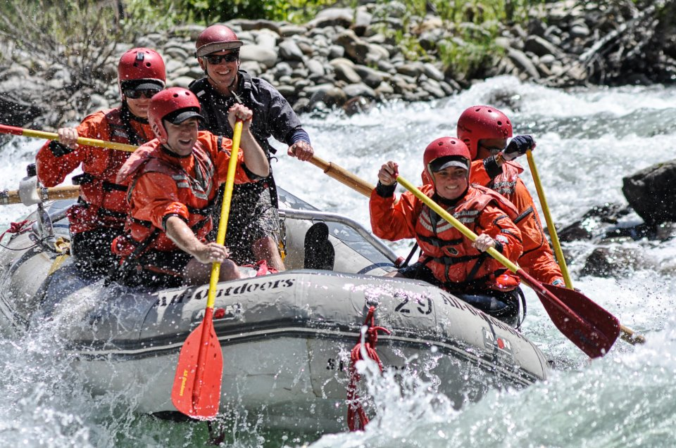 AO Rafting