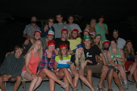 Annual AO Barn Party - All-Outdoors California Whitewater