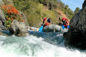 Goodwin Canyon Rafting