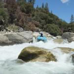 Flat Rock Rapid, Cherry Creek
