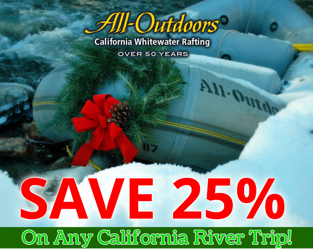 Pre-Season Sale: Discounted Whitewater Rafting Trips