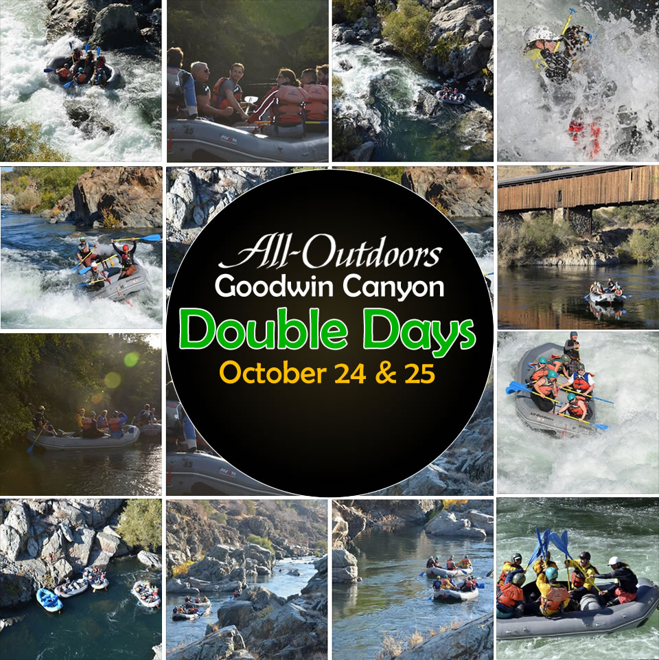 Goodwin Canyon Double Days 2015
