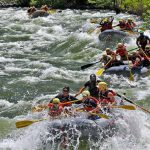 Fun High-Water Flows on the Merced River