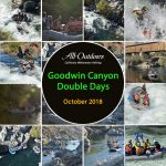 Goodwin Canyon Double Days, 2018