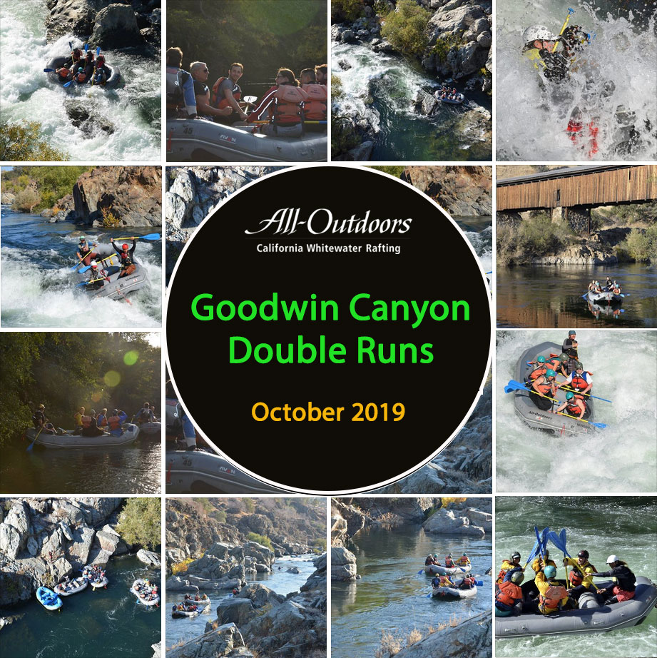 Goodwin Canyon Double Runs 2019
