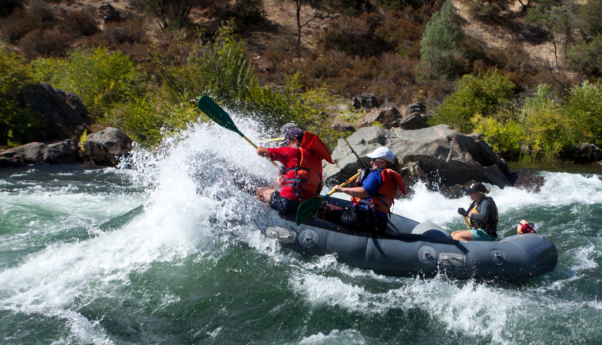 COVID Update: California Rafting in 2021