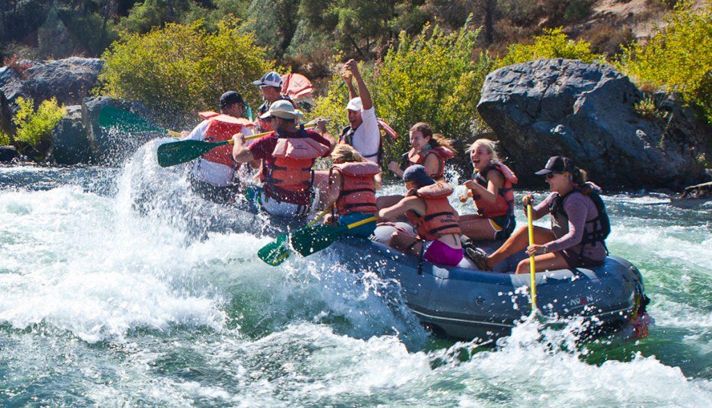 California Rafting