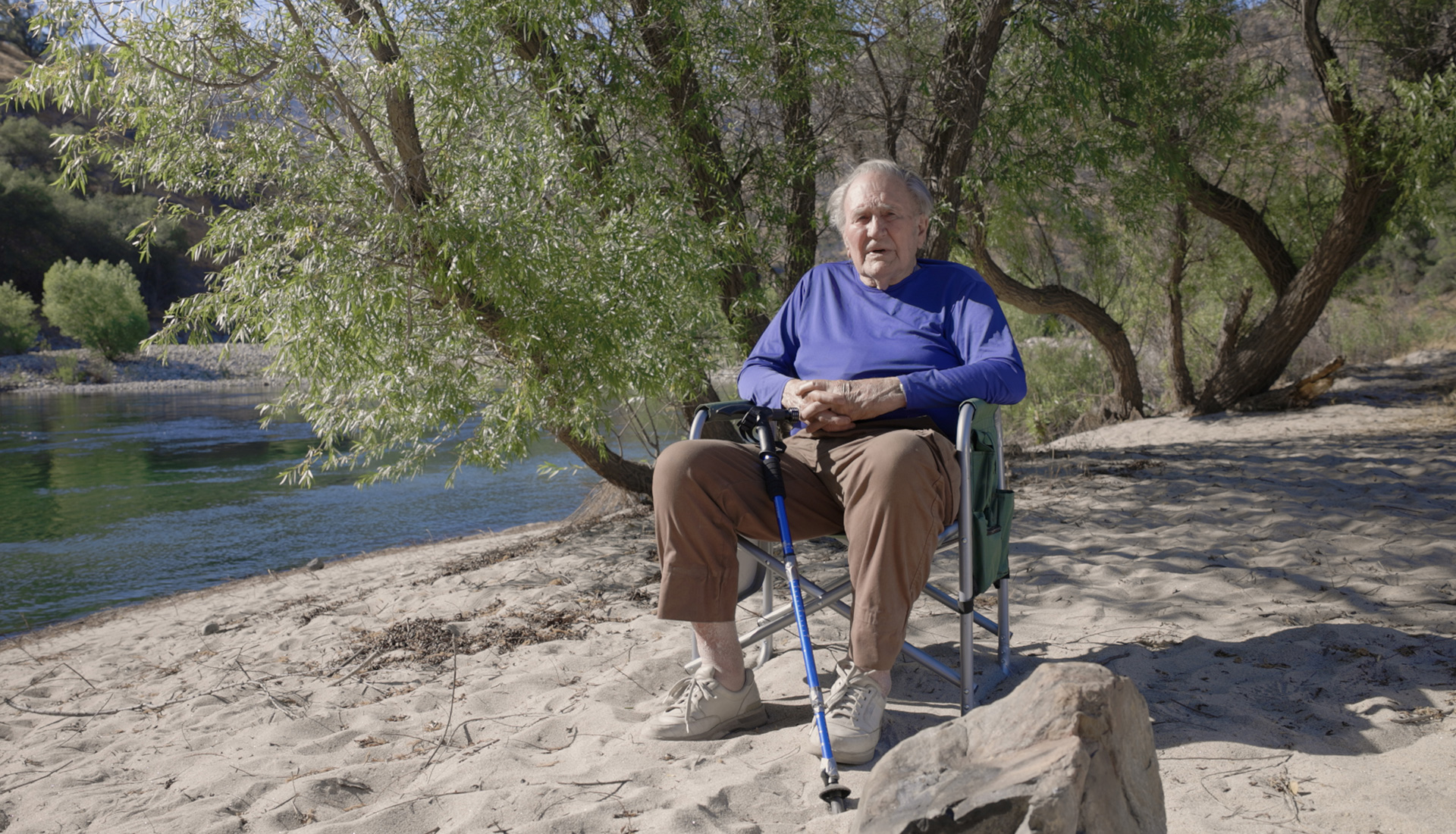George Armstrong's Story of His First Rafting Trip in 1962
