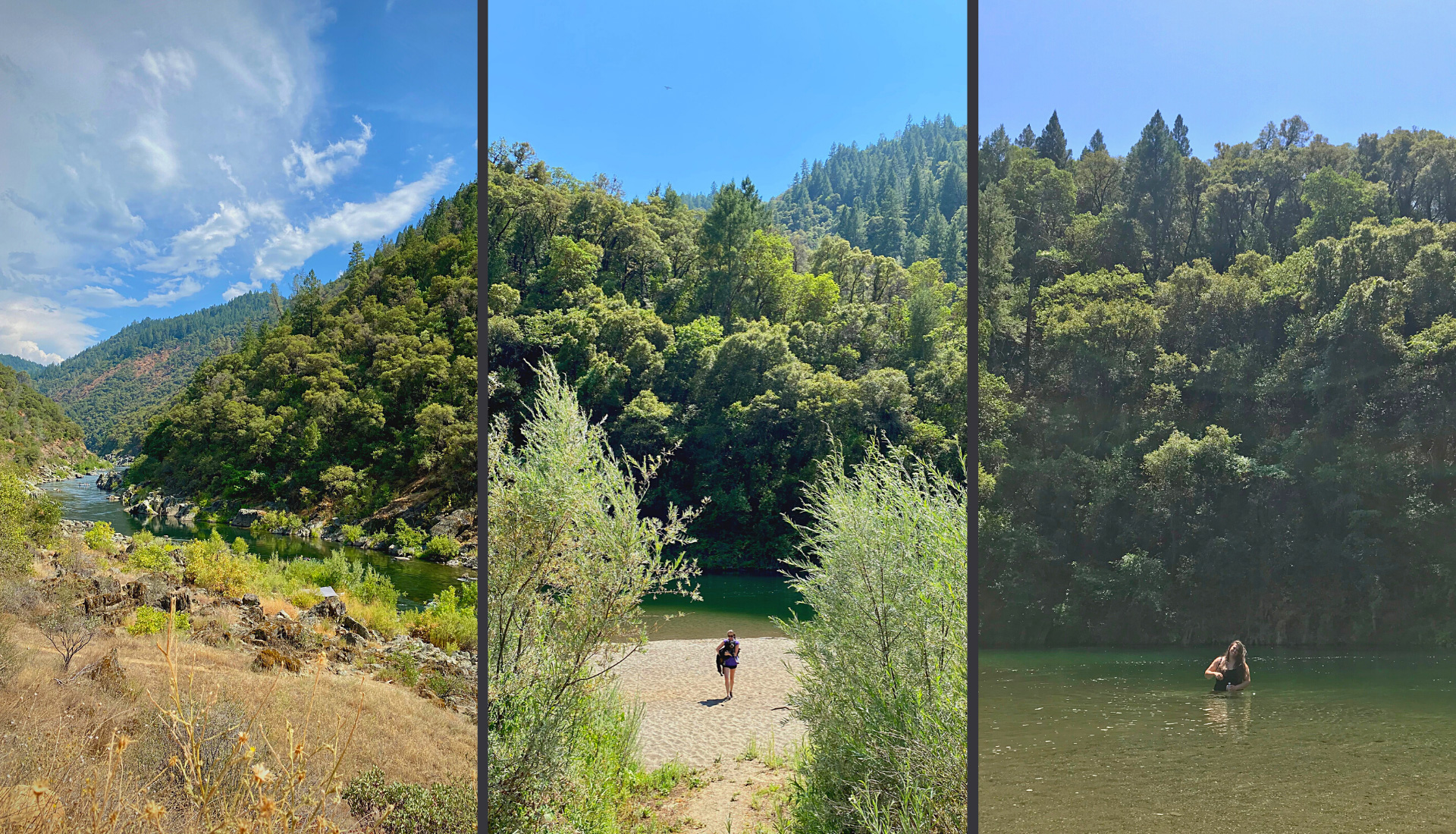 The Middle Fork American River