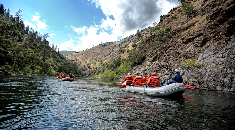 The Tuolumne River - National Wild and Scenic