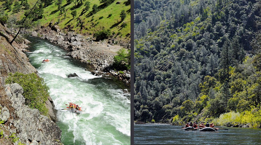 The Wild and Scenic Tuolumne River