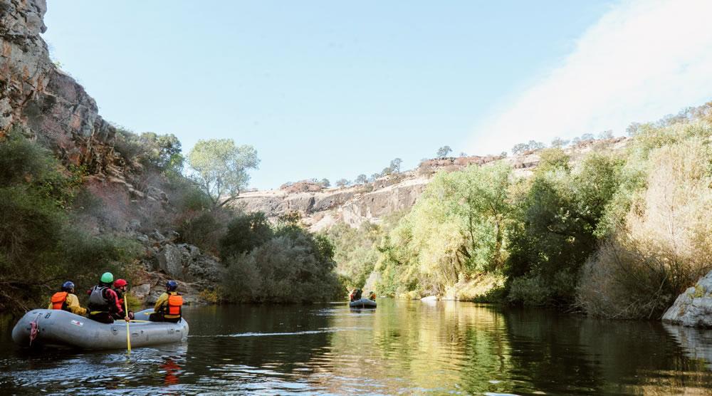 Surprise No 1: The River Itself
